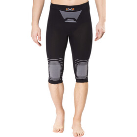 X-Bionic Energizer MK2 Medium Pants Herren black/white
